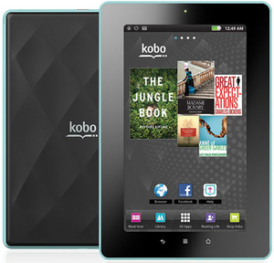 Kobo tablet goes on sale at Best Buy
