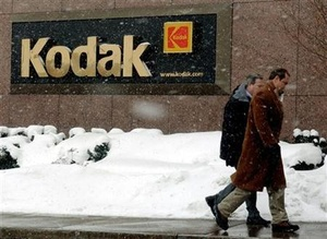 Kodak to auction off digital image patents