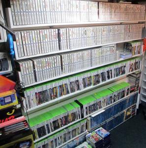 Maailman suurin pelikokoelma myynnissä - yli 11000 peliä