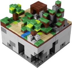 LEGO er snart klar med et komplet Minecraft-sæt