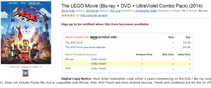 Amazon blocks pre-orders of new Warner DVDs, Blu-rays in ploy for leverage with supplier