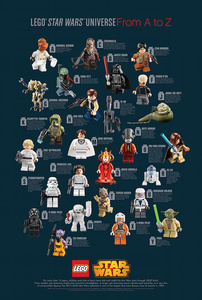 Star Wars saga gets the Lego treatment with special mini-series