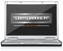 Lehtiluukku.fi tarjoaa ison kasan sähköisiä aikakauslehtiä