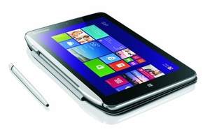 Lenovo unveils Miix 2, an 8-inch Windows 8.1 tablet