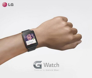 LG reveals another picture of upcoming G smartwatch with Android Wear