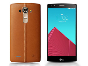 LG officially unveils its latest flagship, the G4