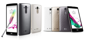 Say hello to the LG G4 Stylus and G4c