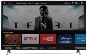 Osta televisio halvemmalla, katso valikoissa mainoksia - LG:n uusi idea