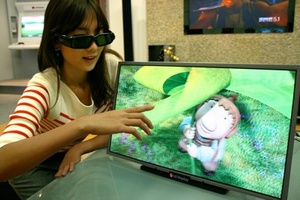 LG panostaa entistä enemmän 3D-televisioihin