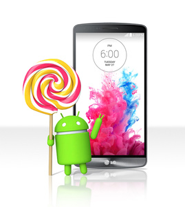 LG G3 getting Android 5.0 Lollipop update rollout starting next week