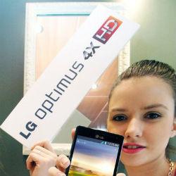 LG Optimus 4X HD annonceret; udstyret med en quad-core Tegra 3