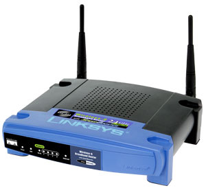 Belkin buys Linksys router unit from Cisco