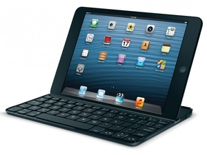 Logitech unveils Ultrathin Keyboard case for the iPad Mini