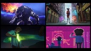 Netflixiltä ja huippuohjaajilta animaatiosarja aikuisille: Love, Death, and Robots
