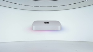 Apple refreshed the Mac mini with new M1 chip
