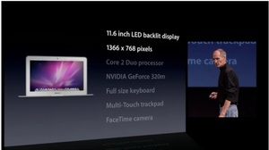 Apple launches new MacBook Air models