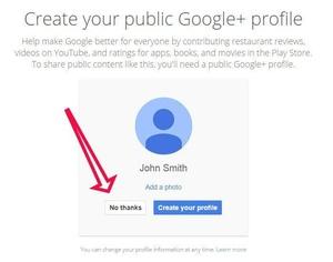 Google no longer makes Google+ registration mandatory for new accounts