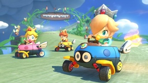 Nintendo steers back to profitability thanks to hit new 'Mario Kart'