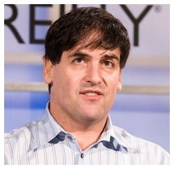 Mark Cuban upset with P2P freeloaders