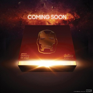 Iron Man edition Galaxy S6 Edge confirmed for next week