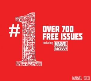 Marvel tarjoaa ilmaisia digisarjakuvia - palvelimet tukkiutuivat
