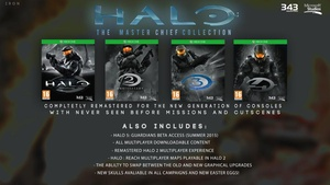 Here is the epic official launch trailer for 'Halo: The Master Chief Collection'