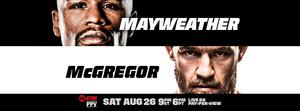 Court injunction targets Mayweather vs. McGregor piracy