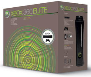Xbox 360 Elite Officially Announced
