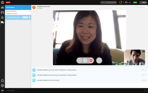 Kim Dotcom launches MegaChat encrypted video chat service
