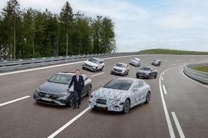 Mercedes-Benz: Ainoastaan täyssähköautoja vuonna 2030