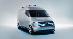 Mercedes-Benzin visio: Tällainen voisi olla tulevaisuuden postiauto
