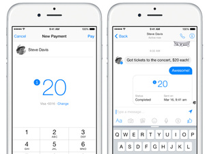 Facebook Messenger payment platform now available to all in the U.S.