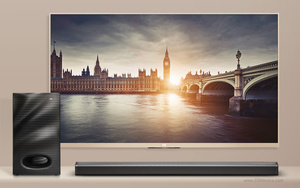 Xiaomi shows off 49-inch 3D 4K TV for just $640