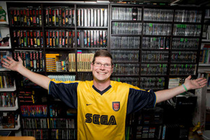 World's largest video game collection to be sold