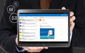 Microsoft unveils Outlook for iOS and Android