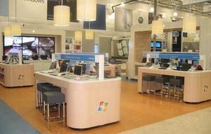 Microsoft announces five new retail stores in U.S. this year