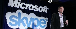 Microsoft begins integrating Skype into Outlook.com