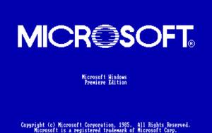 Tuleeko Microsoftilta uusi Windows 1.0? Edellisestä kulunut jo 34 vuotta