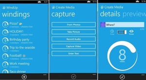 Microsoft releases a Snapchat-esque app called 'WindUp'