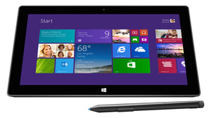 Surface Pro 2 battery life improves after firmware update