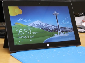Microsoft drops price of Surface Pro by $100
