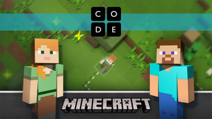 Microsoft and Code.org to help kids learn programming basics through Minecraft