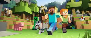 Minecraft päivittyy syksyllä 4K-tarkkuuteen