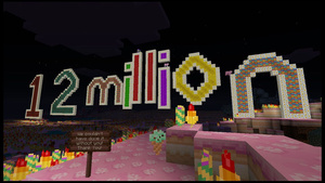 Minecraft sales on Xbox 360 reach 12 million
