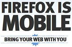 Mozilla Firefox 4 voor Android in de market