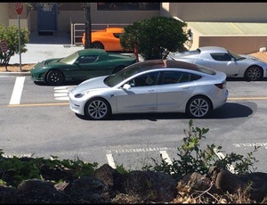 Tesla announces a refreshed Model 3 variants with improved performance and range