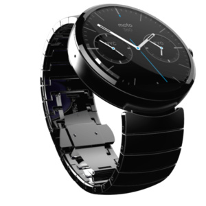 First look at the Motorola Moto 360 smartwatch powered by Android Wear