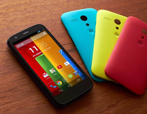 Moto G is a huge hit in the UK