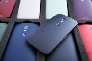 The Moto X is here