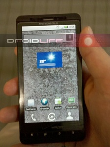 More details leaked on Motorola Xtreme